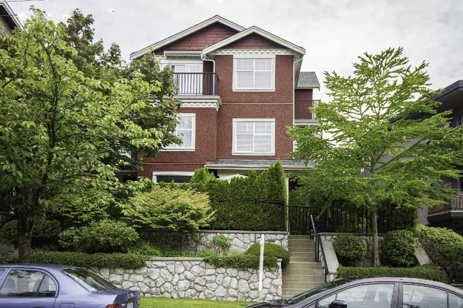 Main Photo: 47 E 13TH Avenue in Vancouver: Mount Pleasant VE Townhouse for sale (Vancouver East)  : MLS®# R2108656