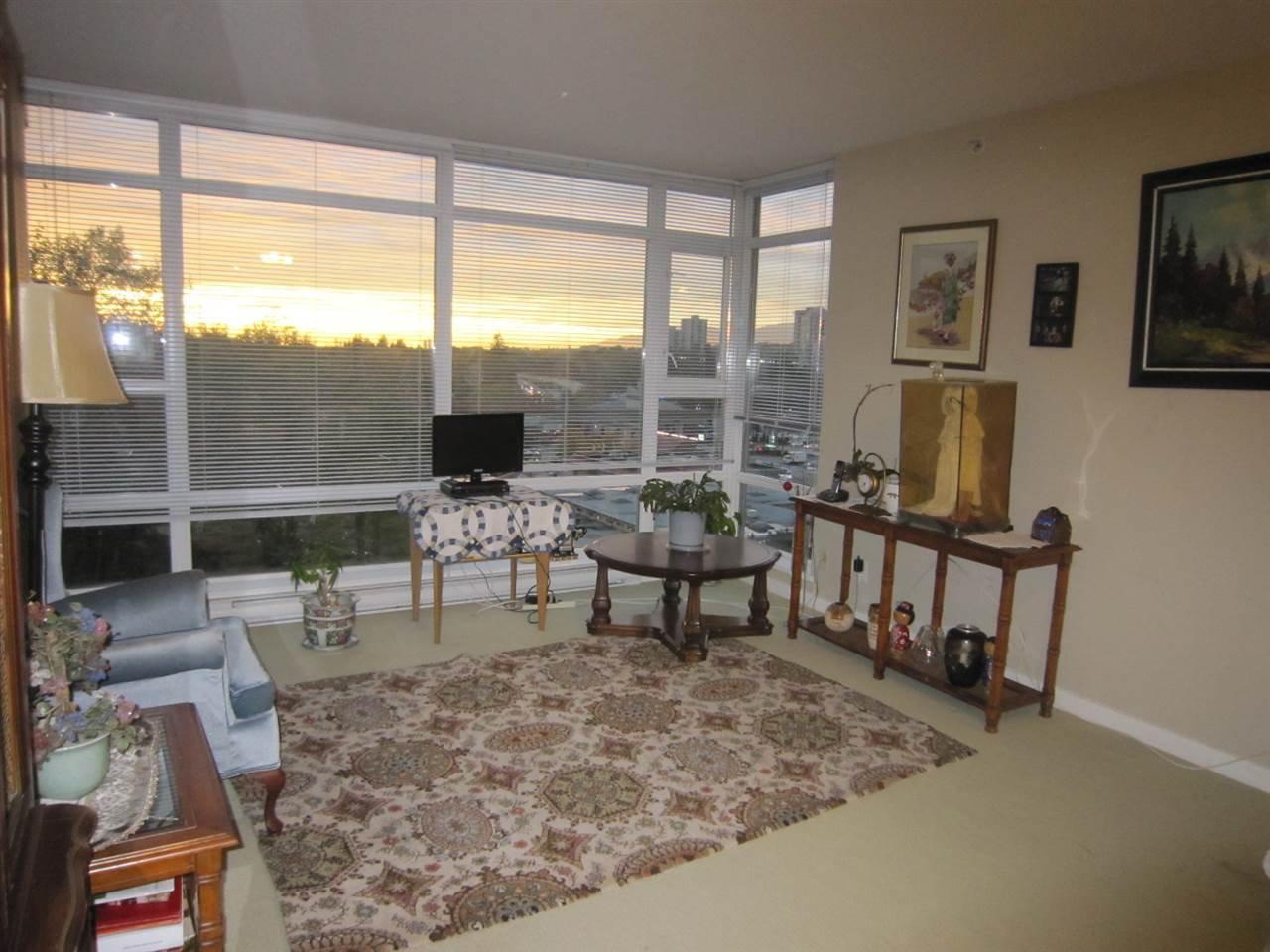 """Photo 2: Photos: 804 555 DELESTRE Avenue in Coquitlam: Coquitlam West Condo for sale in """"CORA"""" : MLS®# R2112300"""