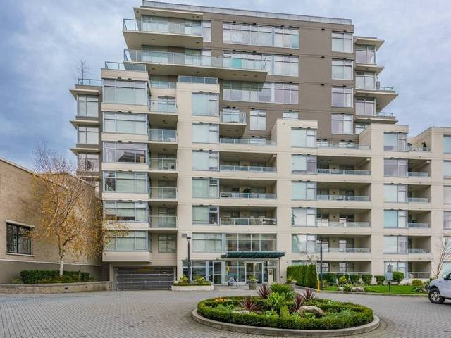"Main Photo: 401 9298 UNIVERSITY Crescent in Burnaby: Simon Fraser Univer. Condo for sale in ""NOVO ONE"" (Burnaby North)  : MLS®# R2120028"