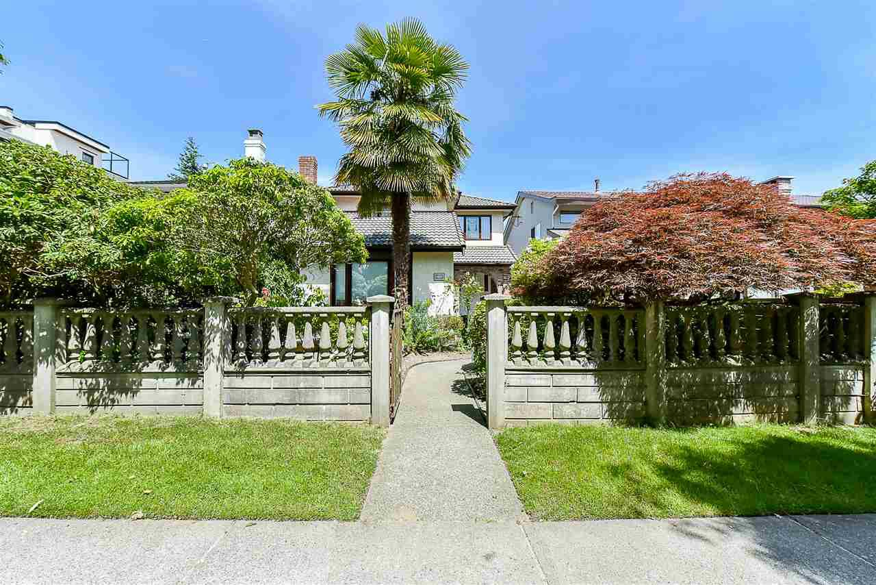 Main Photo: 3725 W 24TH Avenue in Vancouver: Dunbar House for sale (Vancouver West)  : MLS®# R2175459