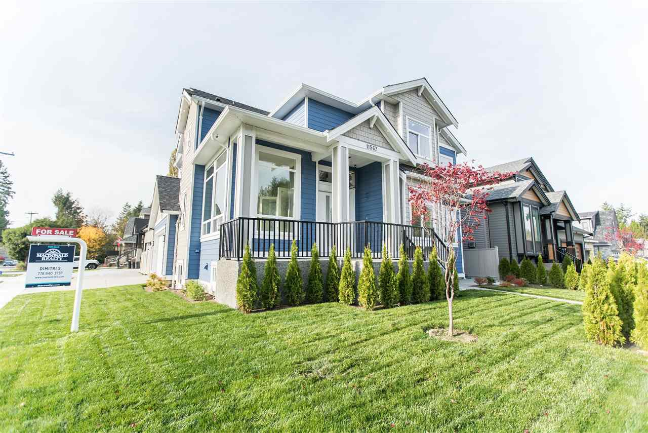 Main Photo: 11567 RIVER WYND in Maple Ridge: Southwest Maple Ridge House for sale : MLS®# R2218991
