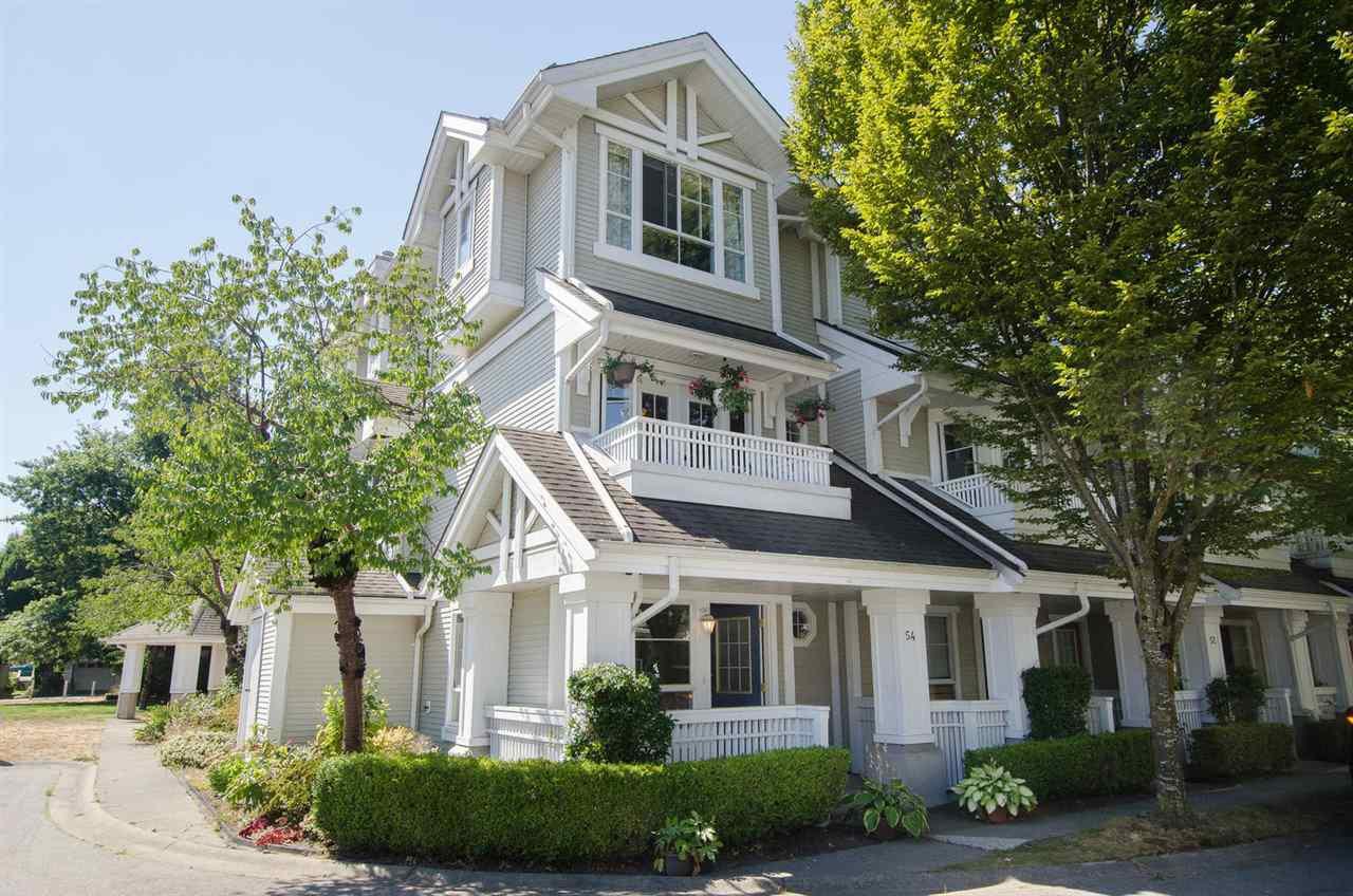 Main Photo: 54 22000 SHARPE AVENUE in Richmond: Hamilton RI Townhouse for sale