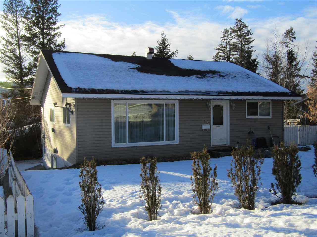Main Photo: 365 N 5TH Avenue in Williams Lake: Williams Lake - City House for sale (Williams Lake (Zone 27))  : MLS®# R2233761