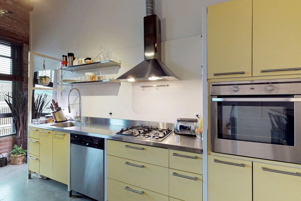 """Photo 7: Photos: 509 55 E CORDOVA Street in Vancouver: Downtown VE Condo for sale in """"KORET LOFTS"""" (Vancouver East)  : MLS®# R2252534"""