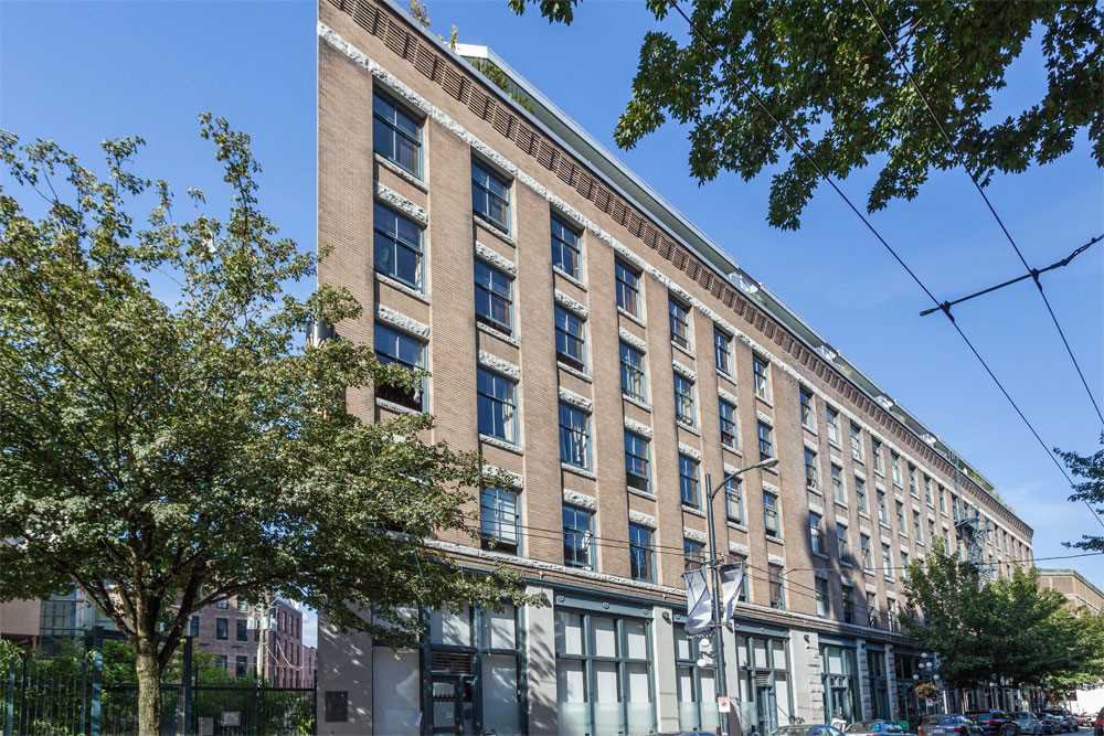 """Photo 19: Photos: 509 55 E CORDOVA Street in Vancouver: Downtown VE Condo for sale in """"KORET LOFTS"""" (Vancouver East)  : MLS®# R2252534"""