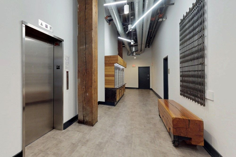 """Photo 17: Photos: 509 55 E CORDOVA Street in Vancouver: Downtown VE Condo for sale in """"KORET LOFTS"""" (Vancouver East)  : MLS®# R2252534"""