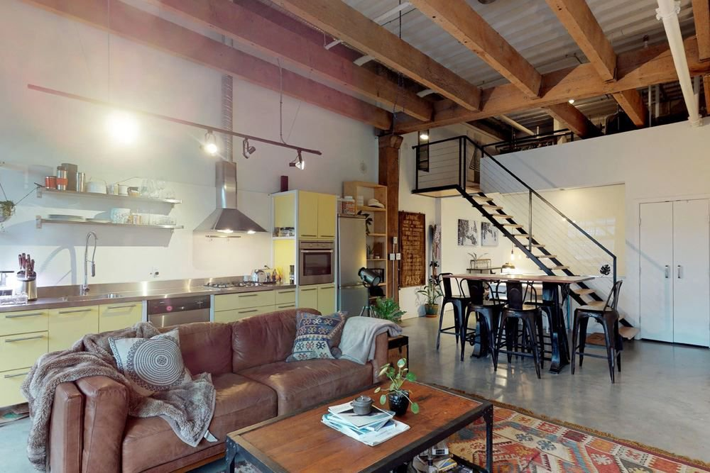 """Photo 2: Photos: 509 55 E CORDOVA Street in Vancouver: Downtown VE Condo for sale in """"KORET LOFTS"""" (Vancouver East)  : MLS®# R2252534"""