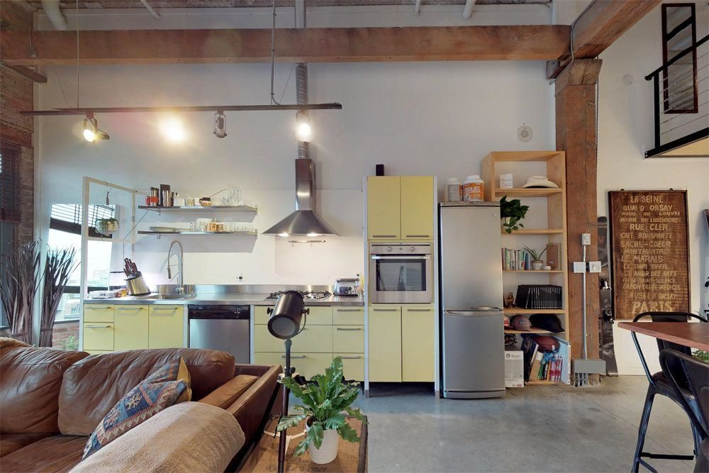 """Photo 3: Photos: 509 55 E CORDOVA Street in Vancouver: Downtown VE Condo for sale in """"KORET LOFTS"""" (Vancouver East)  : MLS®# R2252534"""