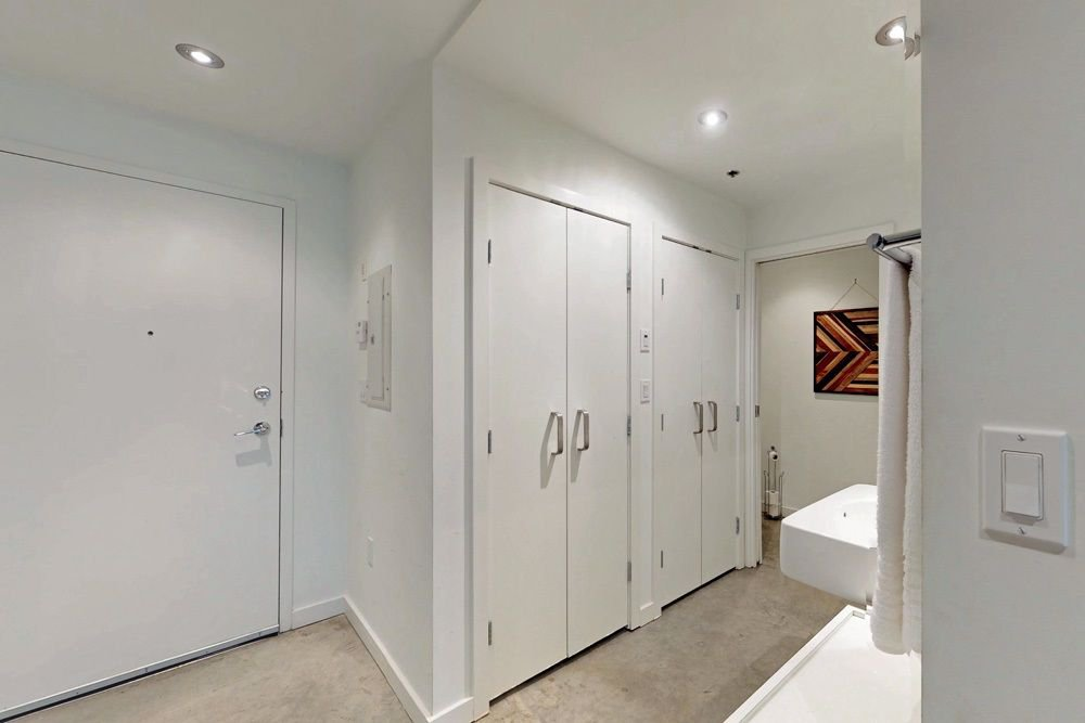 """Photo 9: Photos: 509 55 E CORDOVA Street in Vancouver: Downtown VE Condo for sale in """"KORET LOFTS"""" (Vancouver East)  : MLS®# R2252534"""