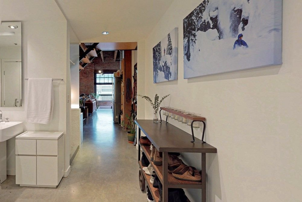 """Photo 8: Photos: 509 55 E CORDOVA Street in Vancouver: Downtown VE Condo for sale in """"KORET LOFTS"""" (Vancouver East)  : MLS®# R2252534"""