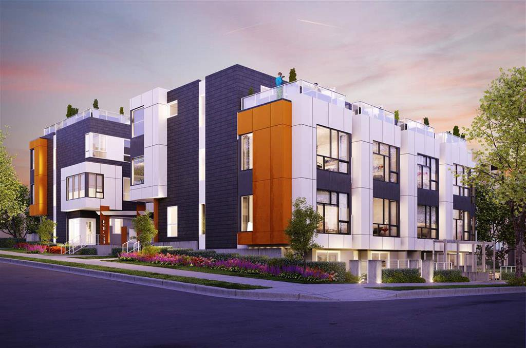 FRANCES - 15 stunning townhomes Off of Commercial Drive