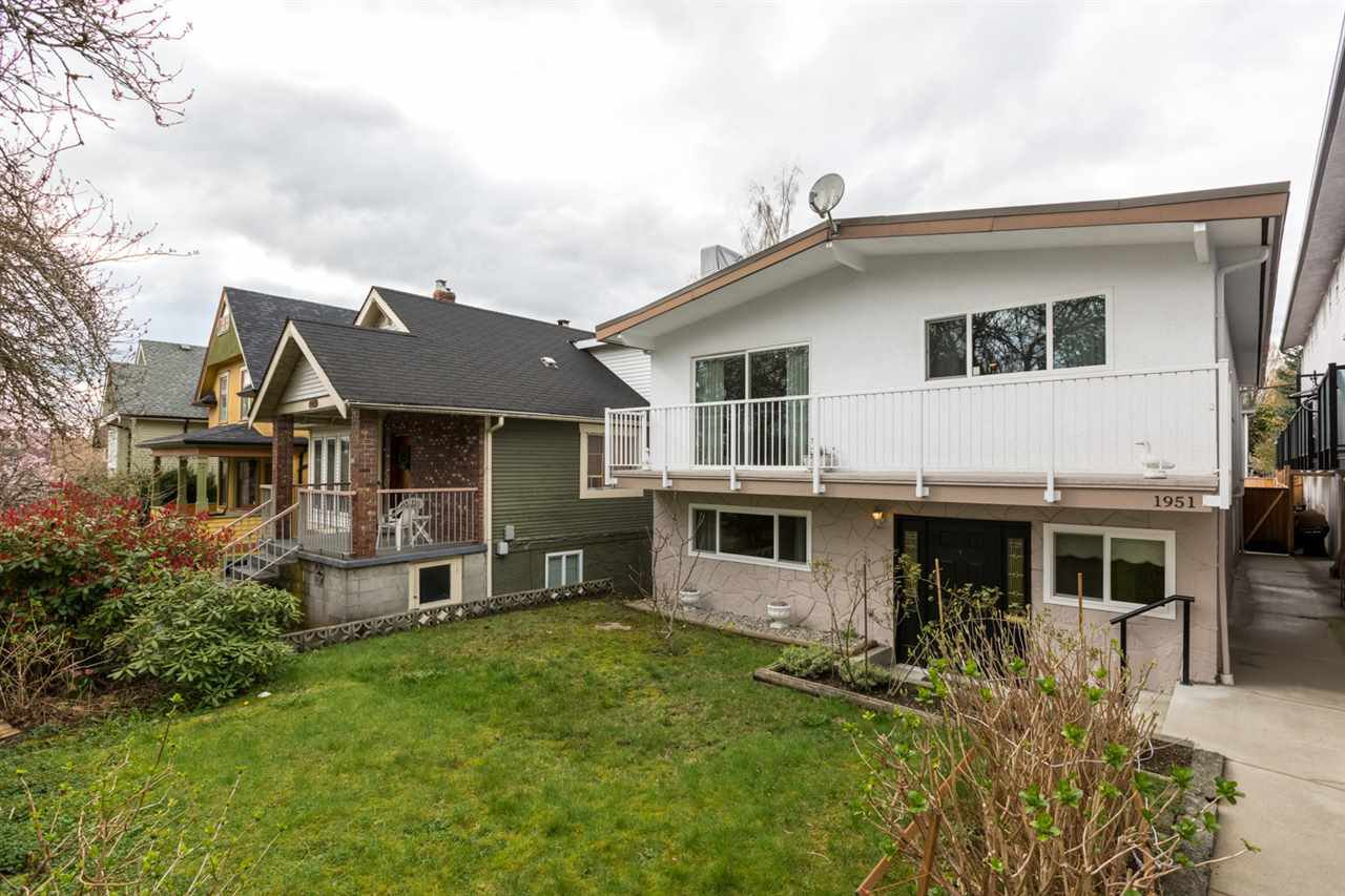 """Main Photo: 1951 E 3RD Avenue in Vancouver: Grandview VE House for sale in """"COMMERCIAL DRIVE"""" (Vancouver East)  : MLS®# R2300010"""