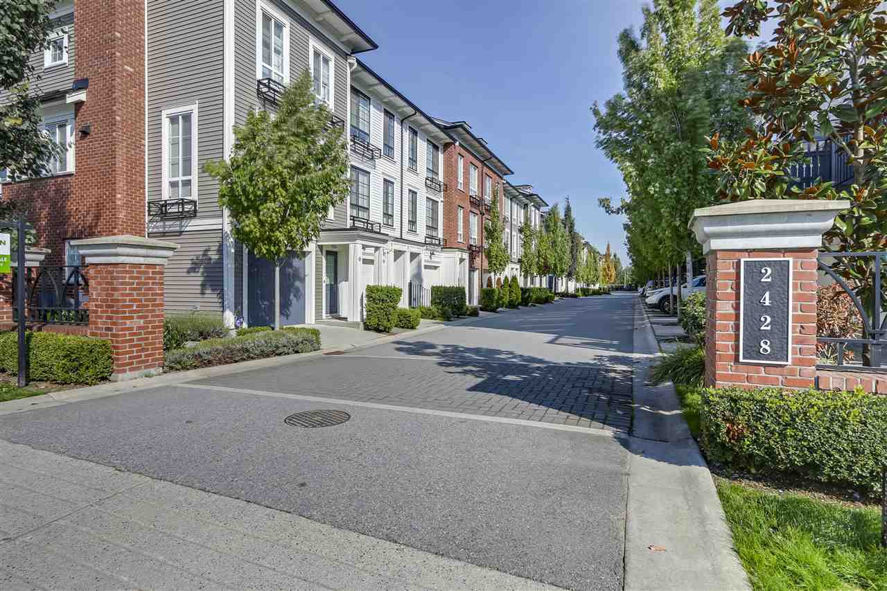 """Main Photo: 100 2428 NILE Gate in Port Coquitlam: Riverwood Townhouse for sale in """"DOMINION NORTH"""" : MLS®# R2311340"""