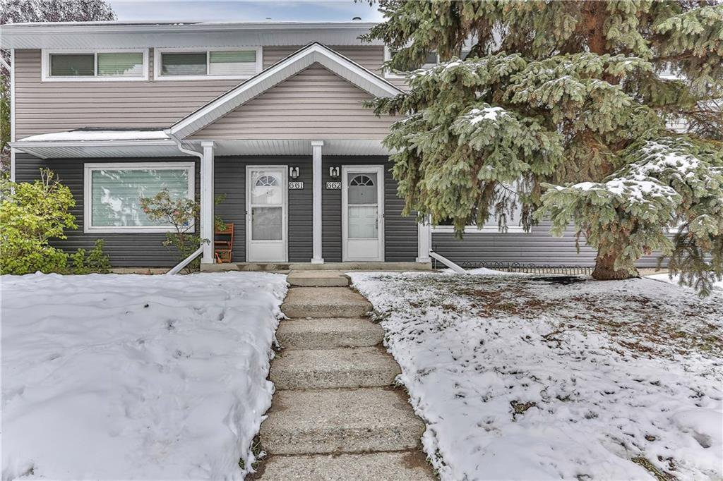 Main Photo: 662 REGAL Park NE in Calgary: Renfrew Row/Townhouse for sale : MLS®# C4210366