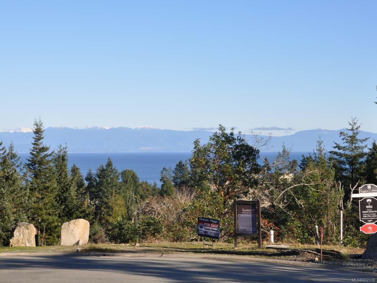 Main Photo: LOT 3 BROMLEY PLACE in NANOOSE BAY: PQ Fairwinds Land for sale (Parksville/Qualicum)  : MLS®# 802119
