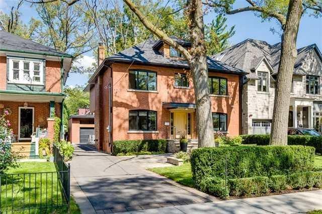 Main Photo: 232 Rose Park Drive in Toronto: Rosedale-Moore Park House (2 1/2 Storey) for sale (Toronto C09)  : MLS®# C4349075