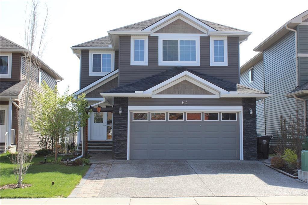 Main Photo: 64 EVERHOLLOW Street SW in Calgary: Evergreen Detached for sale : MLS®# C4225108