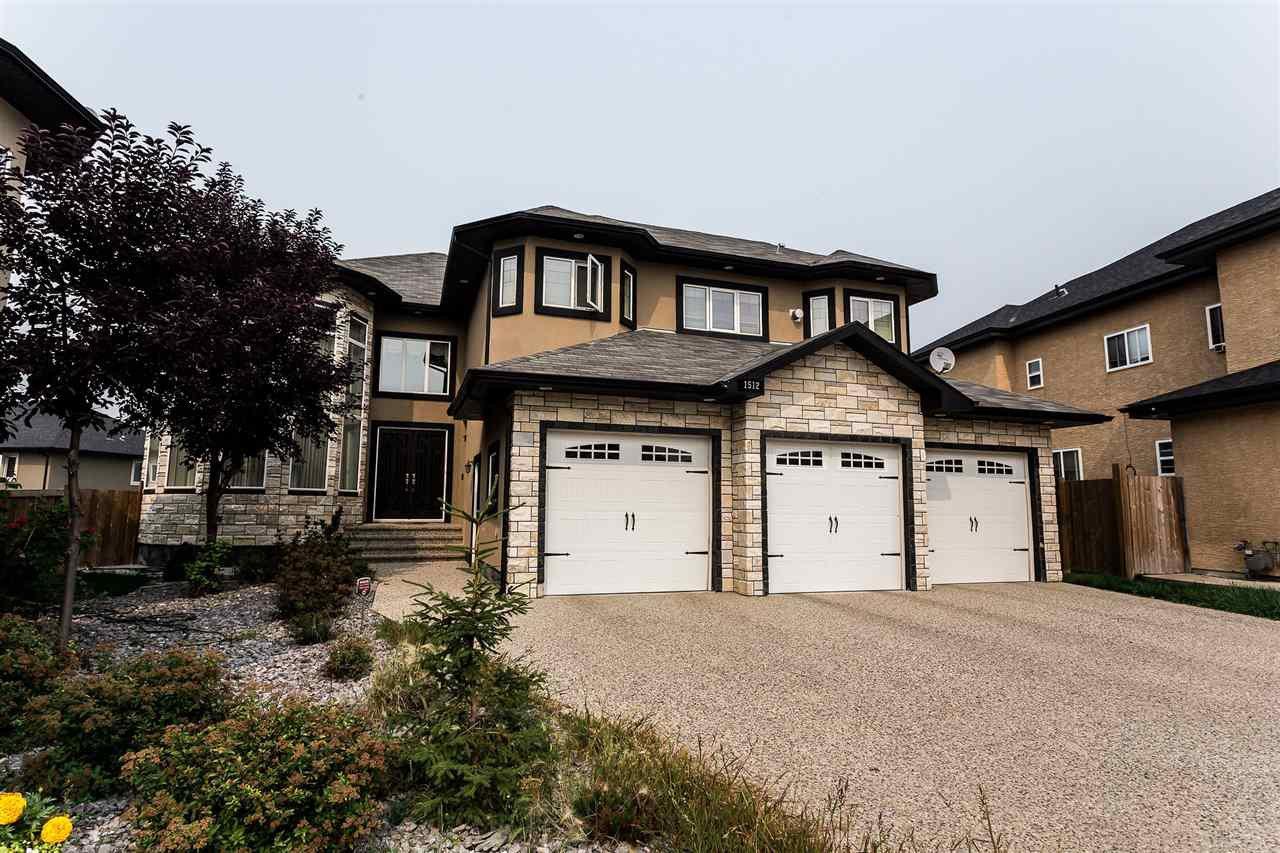Main Photo: 1512 67 Street in Edmonton: Zone 53 House for sale : MLS®# E4149962