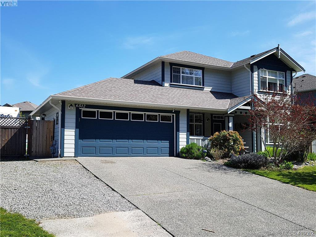 Main Photo: 6512 Stonewood Drive in SOOKE: Sk Sunriver Single Family Detached for sale (Sooke)  : MLS®# 410092