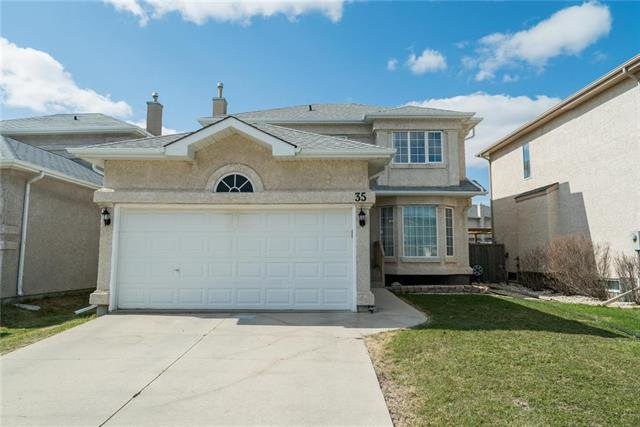 Main Photo: 35 Vineland Crescent in Winnipeg: Whyte Ridge Residential for sale (1P)  : MLS®# 1912239