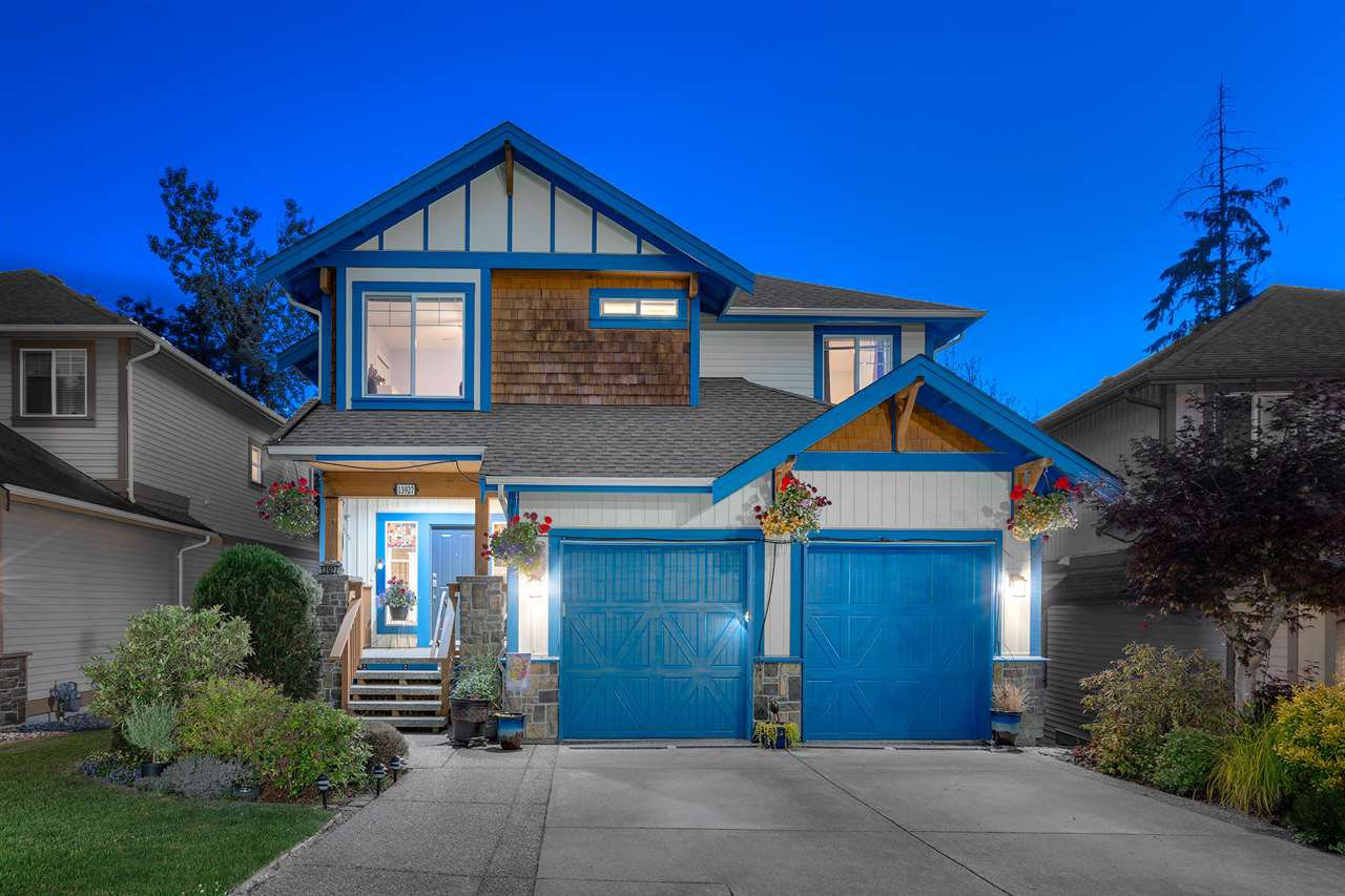 """Main Photo: 13927 229B Street in Maple Ridge: Silver Valley House for sale in """"SILVER RIDGE BY PORTRAIT HOMES"""" : MLS®# R2381732"""