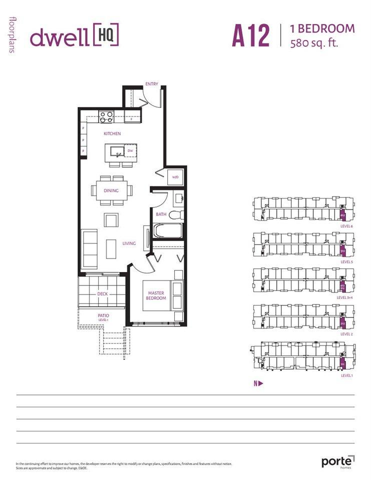 Main Photo: 212 13963 105A Avenue in Surrey: Whalley Condo for sale (North Surrey)  : MLS®# R2382752