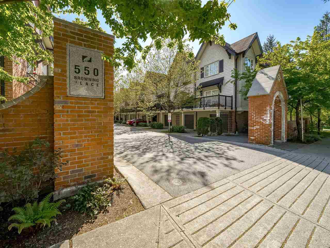 "Photo 20: Photos: 20 550 BROWNING Place in North Vancouver: Seymour NV Townhouse for sale in ""TANAGER"" : MLS®# R2383492"
