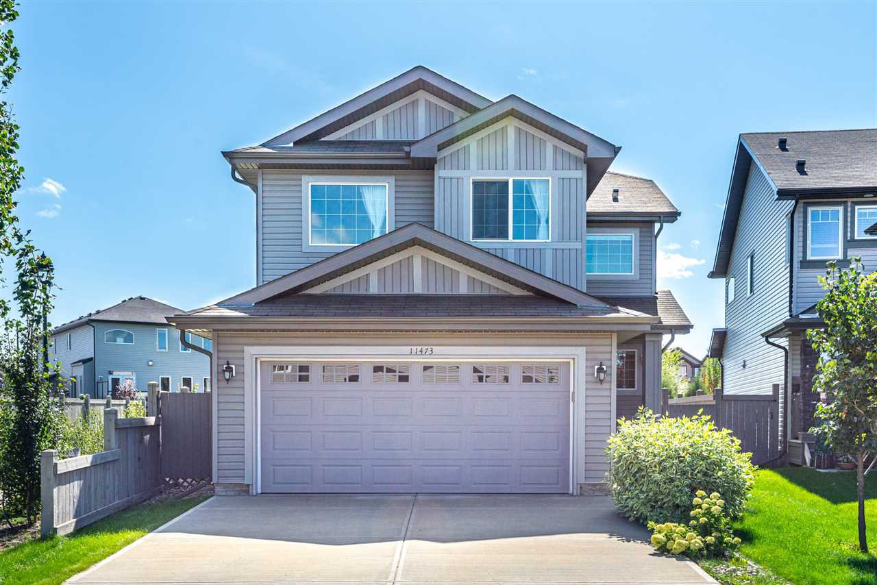 Main Photo: 11473 14A Avenue in Edmonton: Zone 55 House for sale : MLS®# E4170917
