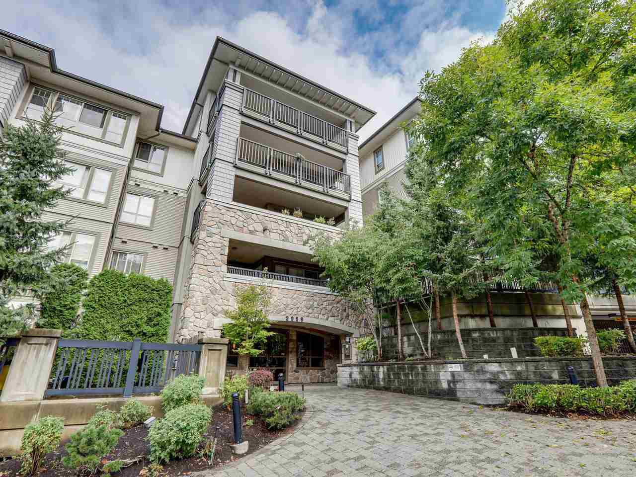 "Main Photo: 106 2959 SILVER SPRINGS Boulevard in Coquitlam: Westwood Plateau Condo for sale in ""TANTALUS"" : MLS®# R2405133"