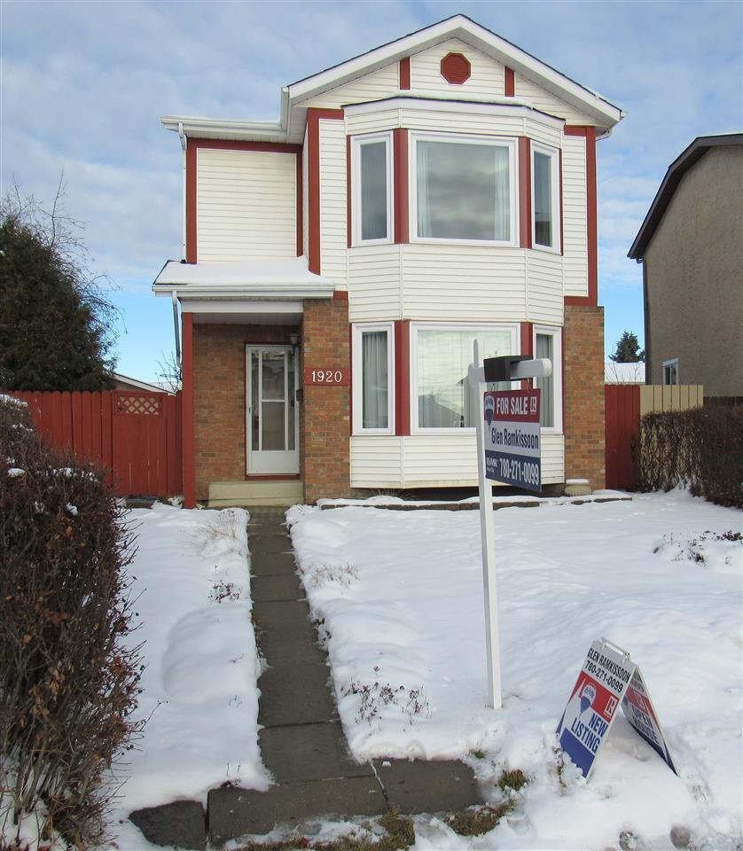 Main Photo: 1920 108 Street in Edmonton: Zone 16 House for sale : MLS®# E4179799