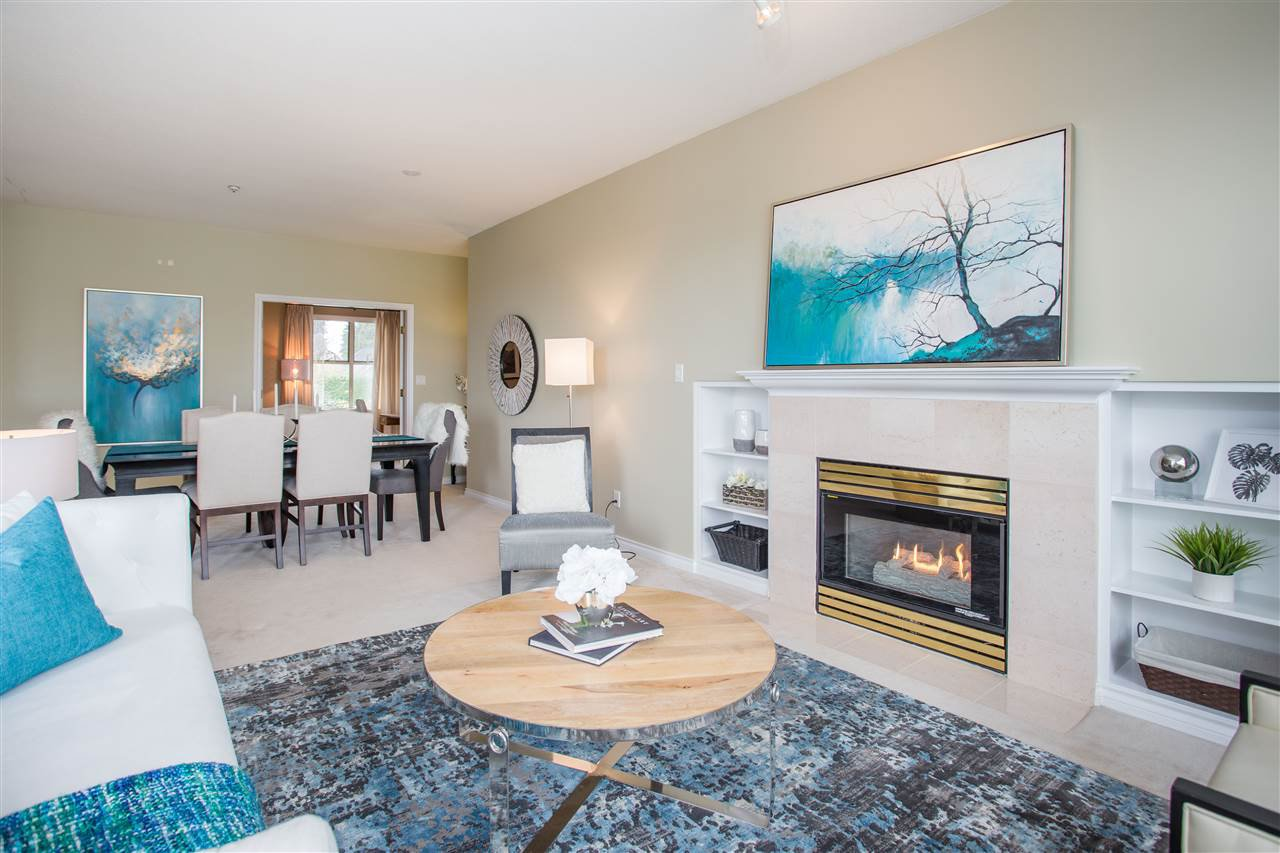 "Main Photo: 404 1765 MARINE Drive in West Vancouver: Ambleside Condo for sale in ""Hampton Court"" : MLS®# R2421829"
