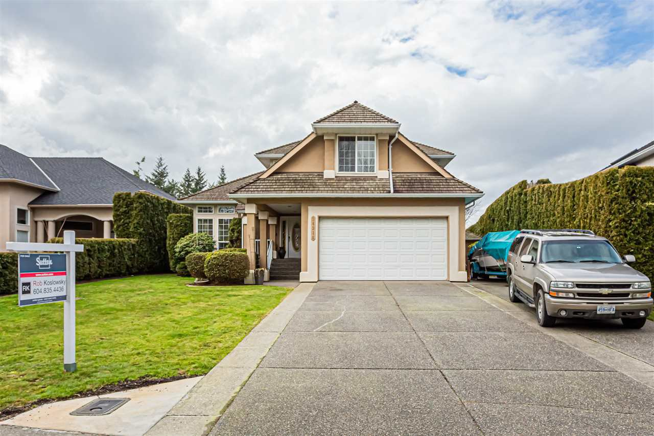 "Main Photo: 34918 EVERSON Place in Abbotsford: Abbotsford East House for sale in ""Everett Estates"" : MLS®# R2436464"