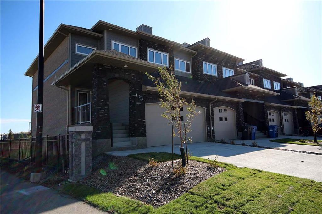 Main Photo: 151 Park East Drive in Winnipeg: Bridgwater Centre Condominium for sale (1R)  : MLS®# 202009079