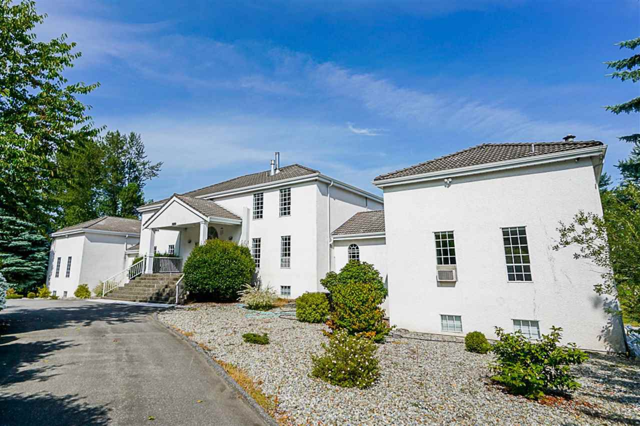 Main Photo: 5880 268 Street in Langley: County Line Glen Valley House for sale : MLS®# R2474668