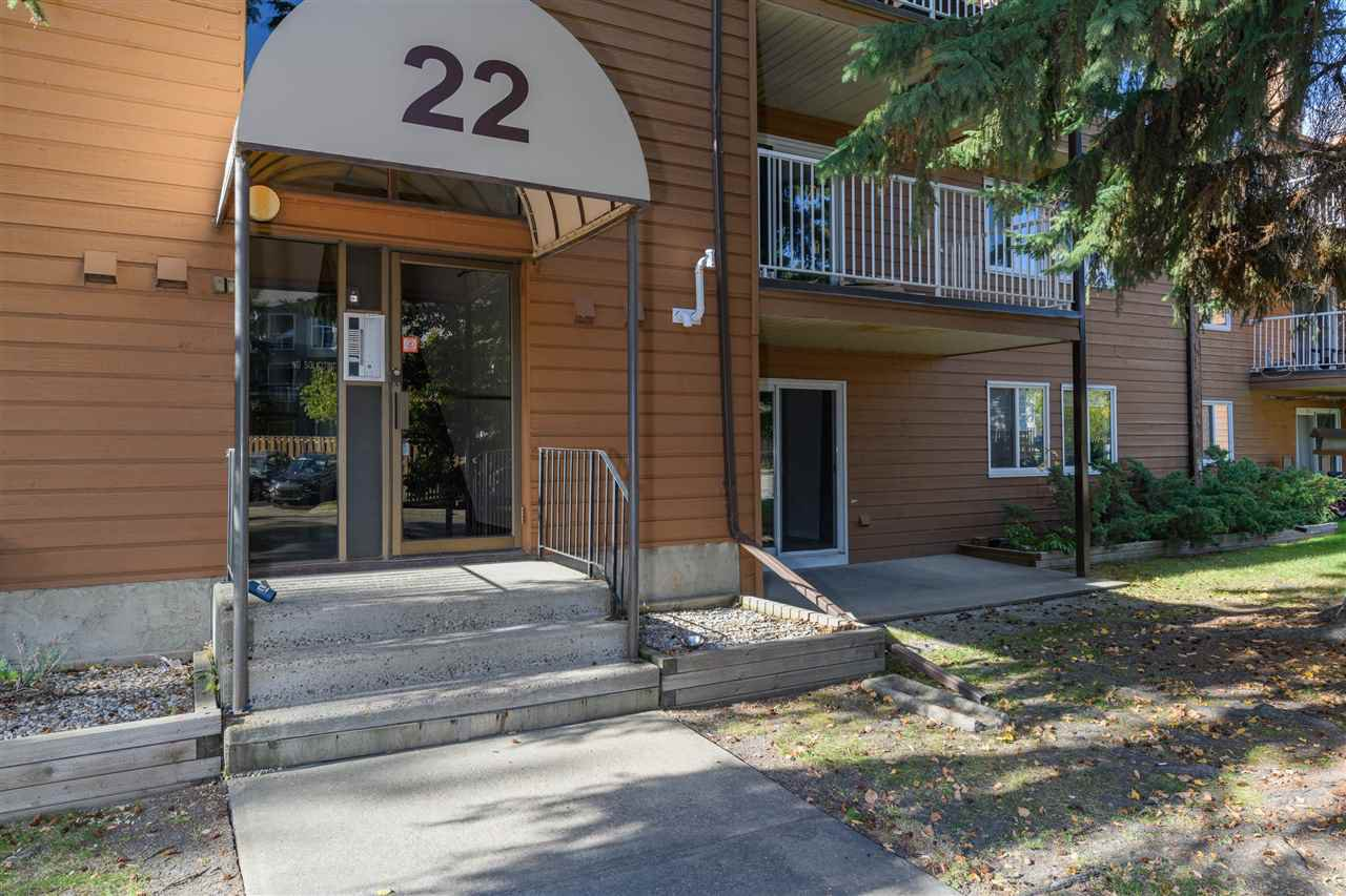 Main Photo: 108 22 Alpine Place: St. Albert Condo for sale : MLS®# E4215226