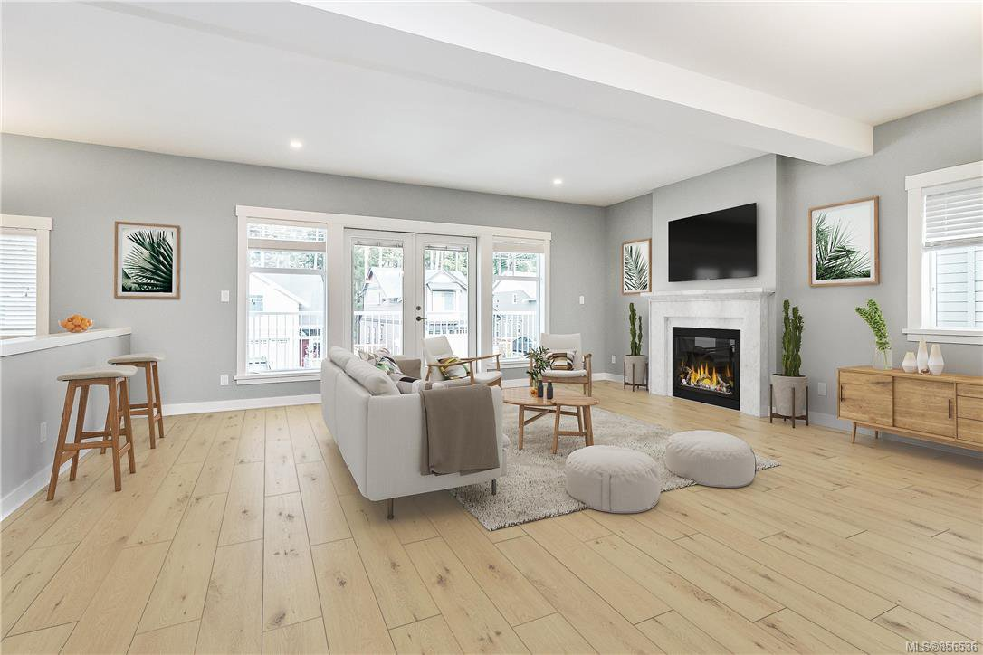 Photos not of exact home, but one of similar quality and construction. Digitally Staged. (Natural Oak Scheme)
