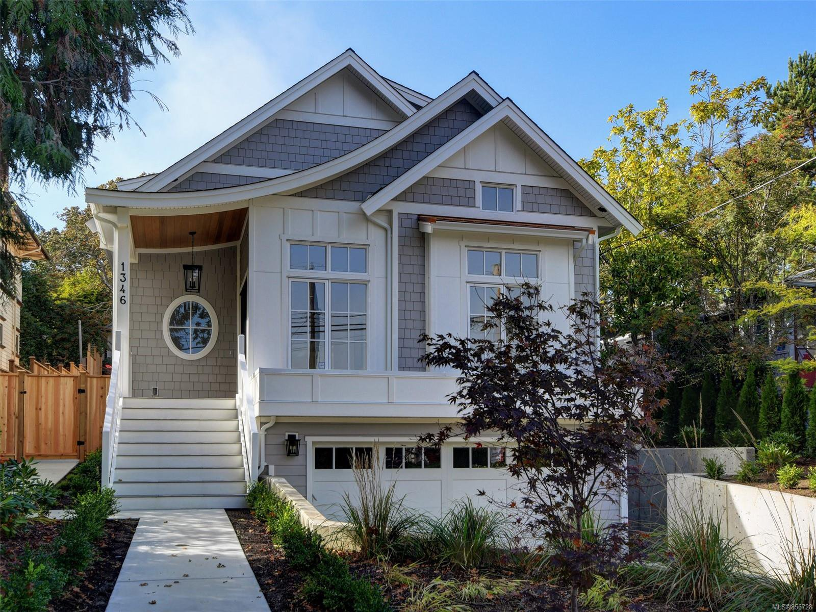 Main Photo: 1346 Hampshire Rd in : OB South Oak Bay House for sale (Oak Bay)  : MLS®# 856728