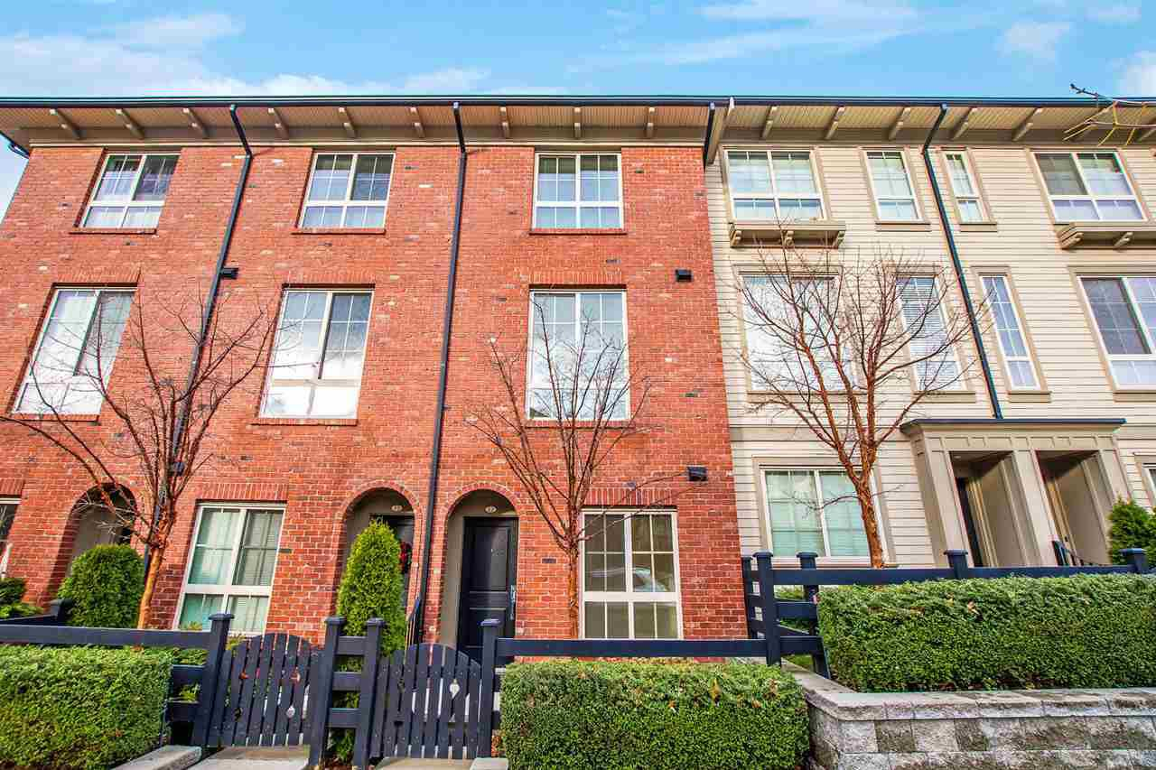"""Main Photo: 12 16261 23A Avenue in Surrey: Grandview Surrey Townhouse for sale in """"The Morgan"""" (South Surrey White Rock)  : MLS®# R2520620"""