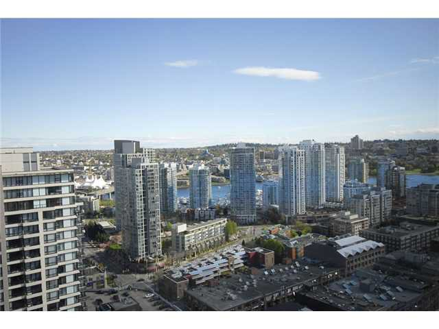"""Main Photo: 3306 939 HOMER Street in Vancouver: VVWYA Condo for sale in """"PINNACLE"""" (Vancouver West)  : MLS®# V886499"""