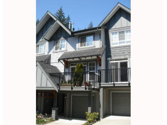 "Main Photo: 23 2200 PANORAMA Drive in Port Moody: Heritage Woods PM Townhouse for sale in ""QUEST"" : MLS®# V914487"