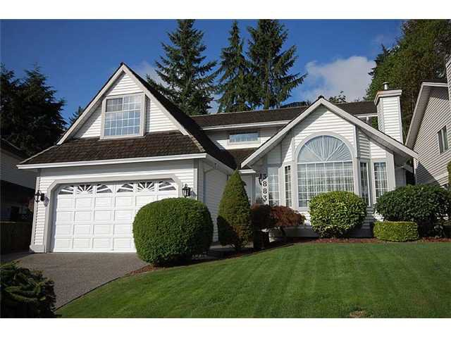 Main Photo: 3883 CLEMATIS Crest in Port Coquitlam: Oxford Heights House for sale : MLS®# V901071
