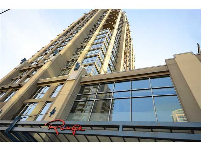 "Main Photo: 2204 1238 RICHARDS Street in Vancouver: Yaletown Condo for sale in ""METROPOLIS"" (Vancouver West)  : MLS®# V1037264"