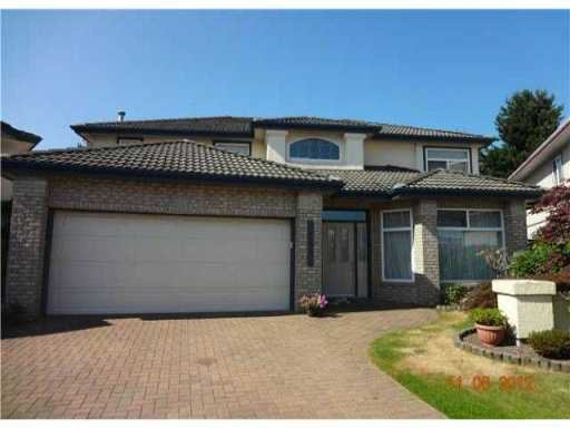 """Main Photo: 12531 CARNCROSS Avenue in Richmond: East Cambie House for sale in """"CALIFORNIA POINT"""" : MLS®# V1072086"""