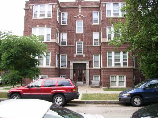 Main Photo: 1301 Eddy Street Unit 3 in CHICAGO: Lake View Rentals for rent ()  : MLS®# 08763227