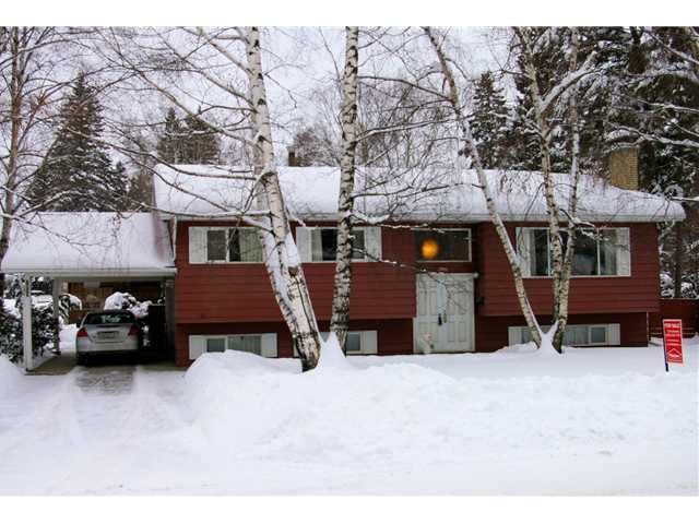 Main Photo: 2993 CLAPPERTON Street in Prince George: Fraserview House for sale (PG City West (Zone 71))  : MLS®# N241796