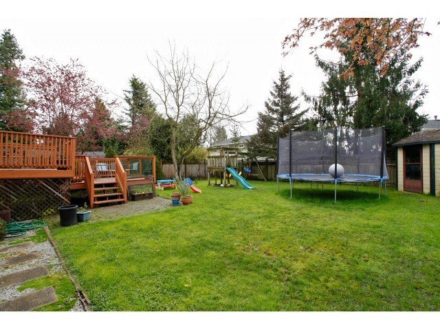 "Photo 20: Photos: 17094 62ND Avenue in Surrey: Cloverdale BC House for sale in ""GREENAWAY"" (Cloverdale)  : MLS®# F1436596"