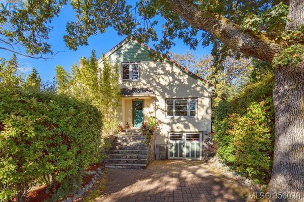 Main Photo: 2660 Mt. Stephen Ave in VICTORIA: Vi Oaklands House for sale (Victoria)  : MLS®# 712303