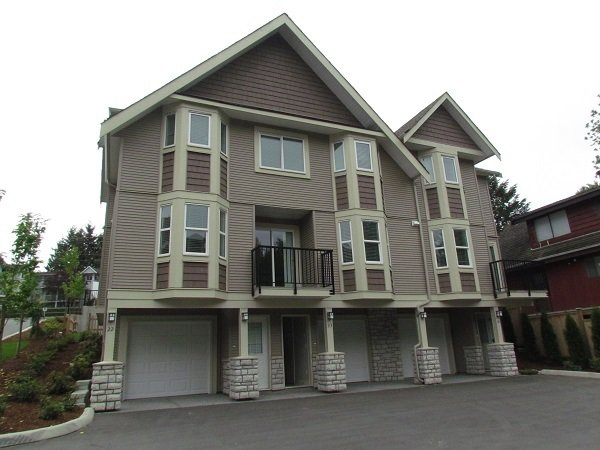 "Main Photo: 23 33313 GEORGE FERGUSON Way in Abbotsford: Central Abbotsford Townhouse for sale in ""Cedar Lane"" : MLS®# R2012512"