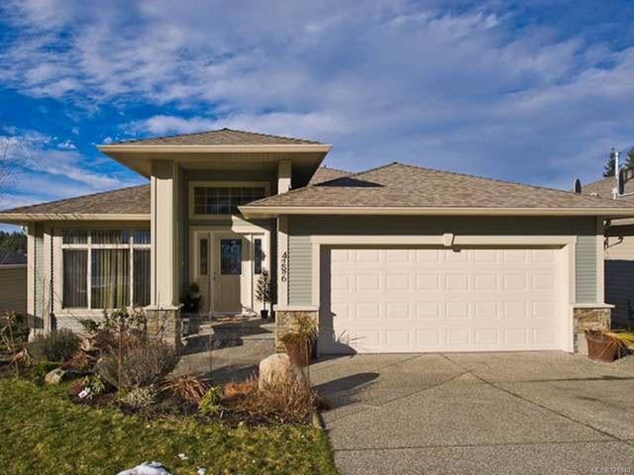 Main Photo: 4286 Gulfview Dr in NANAIMO: Na North Nanaimo House for sale (Nanaimo)  : MLS®# 721940