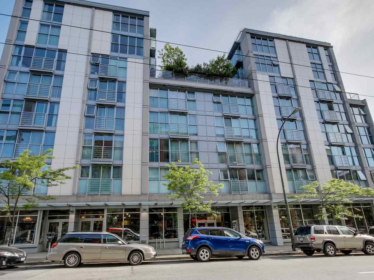 "Main Photo: 312 168 POWELL Street in Vancouver: Downtown VE Condo for sale in ""SMART BY CONCORD PACIFIC"" (Vancouver East)  : MLS®# R2066626"